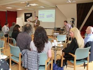 Marketing seminars Edinburgh