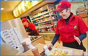chip shop edinburgh fryers delight