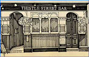 Thistle Street Edinburgh