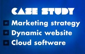 Marketing strategy, website, cloud software, edinburgh