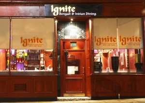 Restaurant marketing Edinburgh