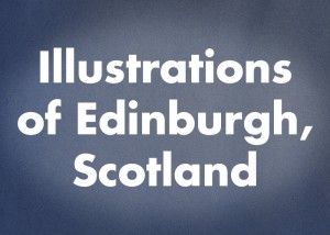 Illustration Edinburgh