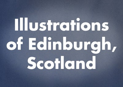 Illustrations of Edinburgh