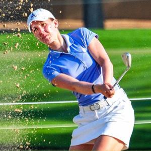 Sally Watson golfer