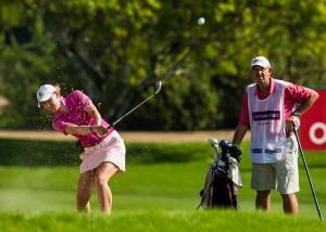 Sally Watson golf