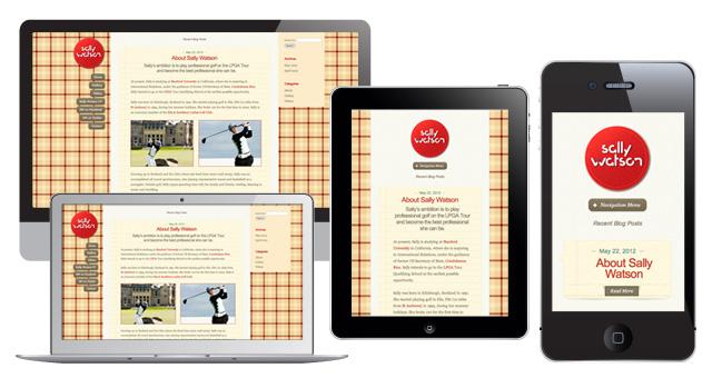 Website design Edinburgh