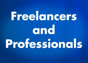 Websites for professionals