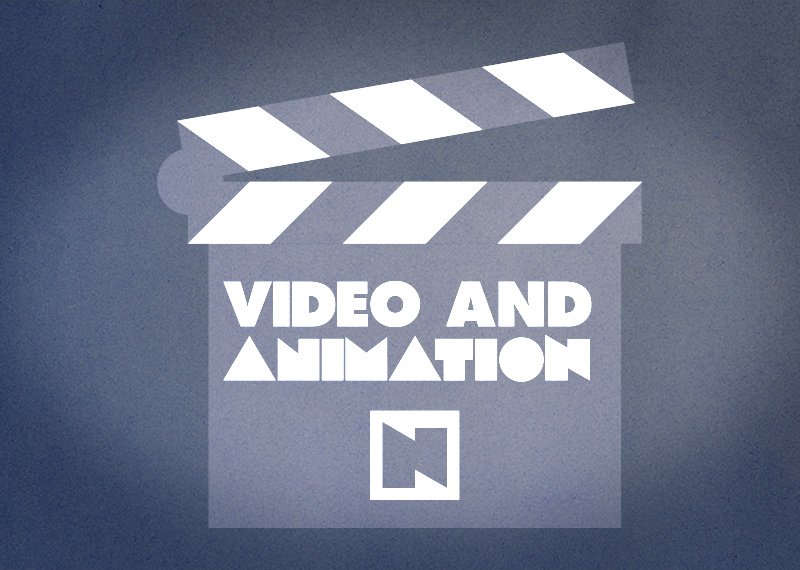Video production, editing and animation