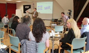 Marketing seminar Edinburgh