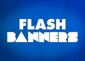 Flash banners Edinburgh