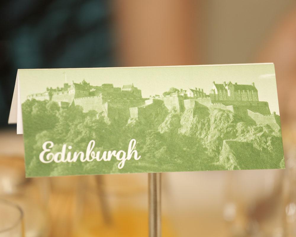 Creative graphic design Edinburgh