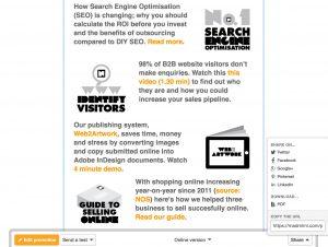 email marketing Scotland